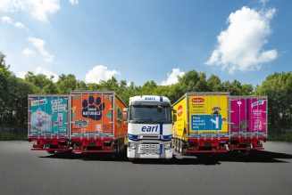 Earl Transport's long-term partnership with TIP Trailers grows a treat for their client, Pets Choice.