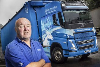 Haulier Alan Price & Sons has taken on a new Volvo FH 540 dual clutch to make life easier for its longest-serving driver, Gary Hughes.