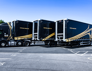 BJS Haulage has confirmed an order for 80 new SDC Freespan Curtainsiders to help with rising customer demand.