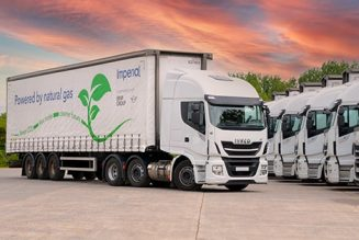 Logistics company Imperial has switched to Iveco Natural Power to help BMW Group improve sustainability in its logistics operations.