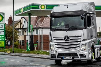 BP and Mercedes Trucks UK have successfully tested the first digital in-truck fuel payment system in the UK.