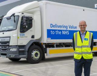 Unipart Logistics greens its final mile NHS fleet with 90 HVO-powered DAF LF Rigids