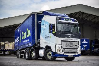 Three new Volvo FH Globetrotters deliver the goods for Walkers Transport